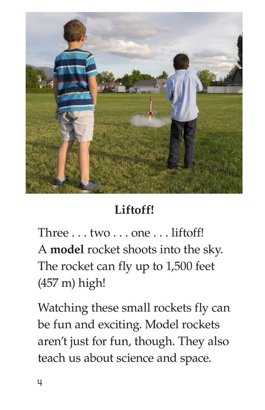 Book Preview For Model Rockets Page 4