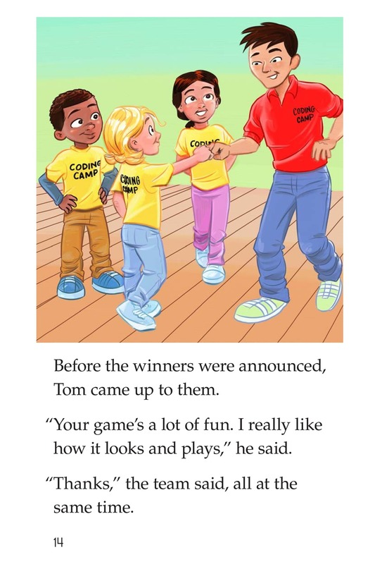 Book Preview For Coding Camp Page 14