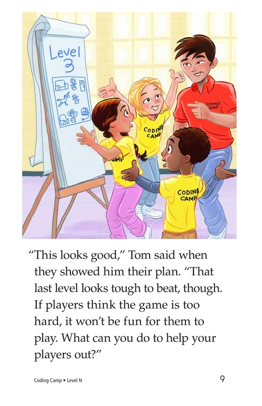Book Preview For Coding Camp Page 9