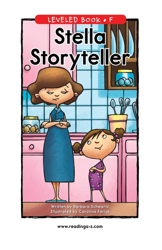 Book Preview For Stella Storyteller Page 1