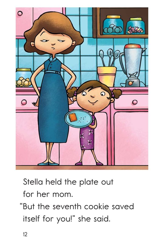 Book Preview For Stella Storyteller Page 12