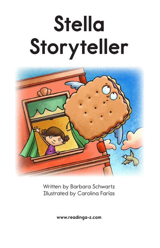 Book Preview For Stella Storyteller Page 2