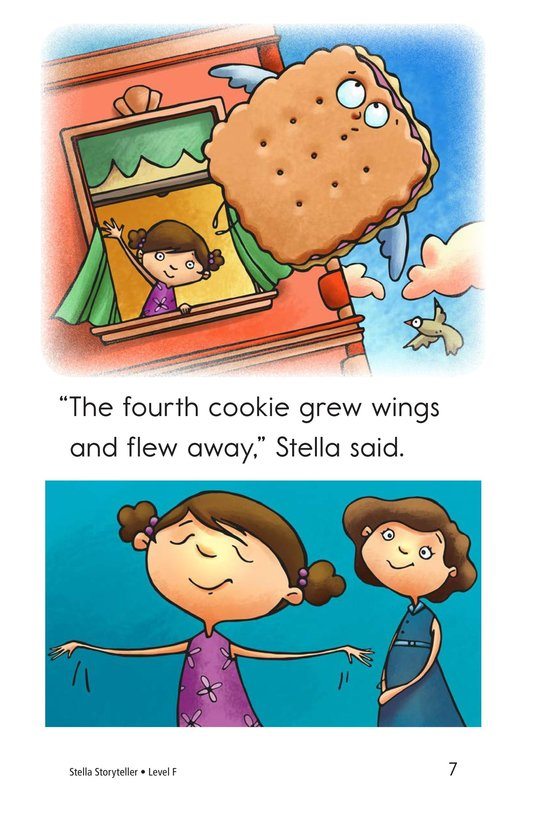Book Preview For Stella Storyteller Page 7
