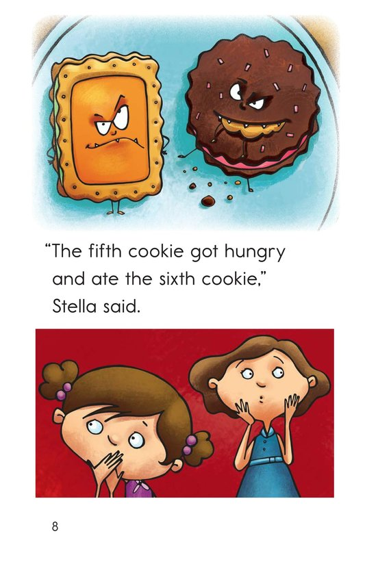 Book Preview For Stella Storyteller Page 8