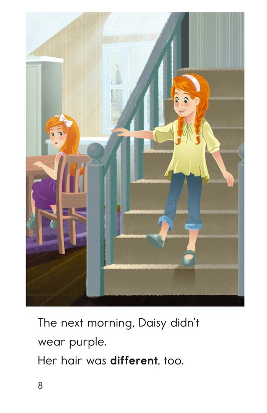 Book Preview For Sister Daisy, Sister Rose Page 8