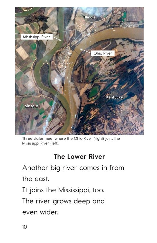 Book Preview For The Mighty Mississippi Page 10