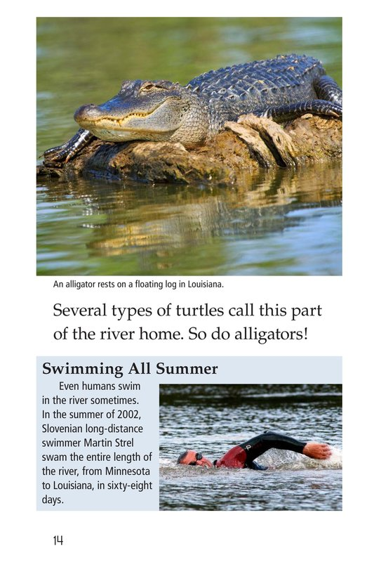 Book Preview For The Mighty Mississippi Page 14