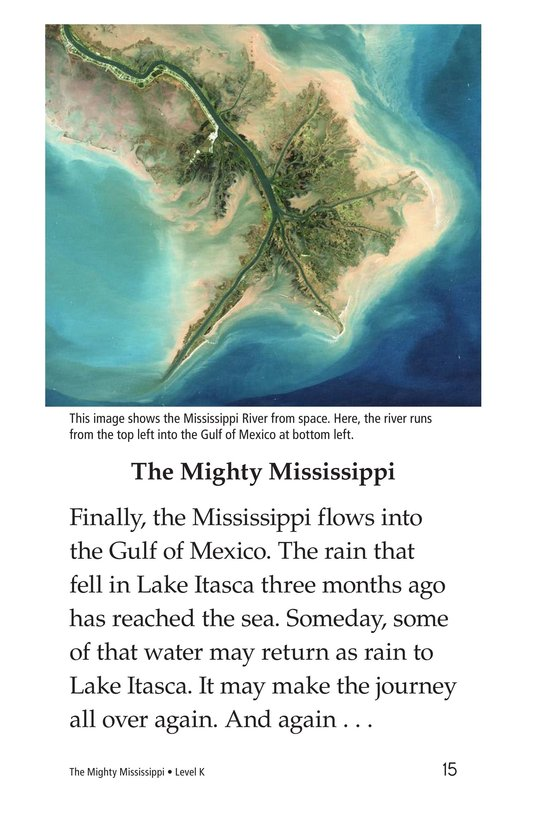 Book Preview For The Mighty Mississippi Page 15