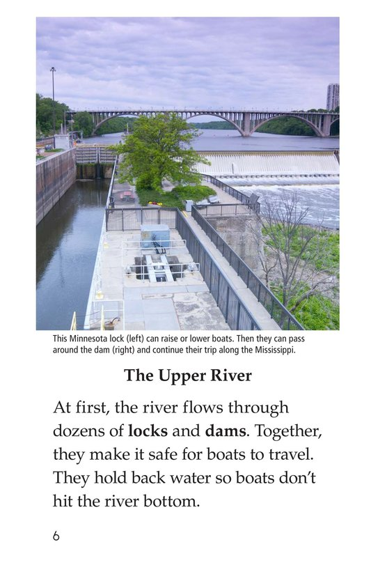 Book Preview For The Mighty Mississippi Page 6
