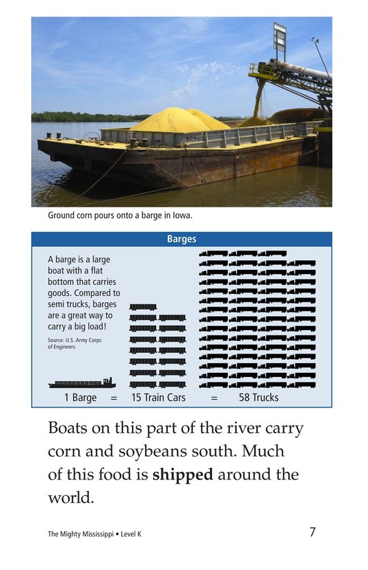 Book Preview For The Mighty Mississippi Page 7