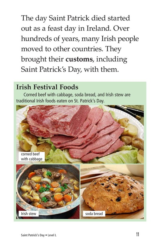 Book Preview For Saint Patrick's Day Page 11