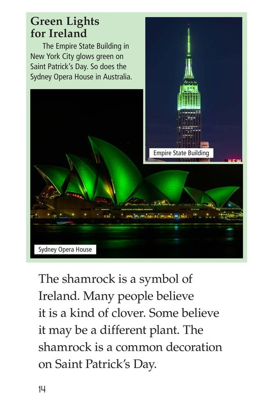 Book Preview For Saint Patrick's Day Page 14