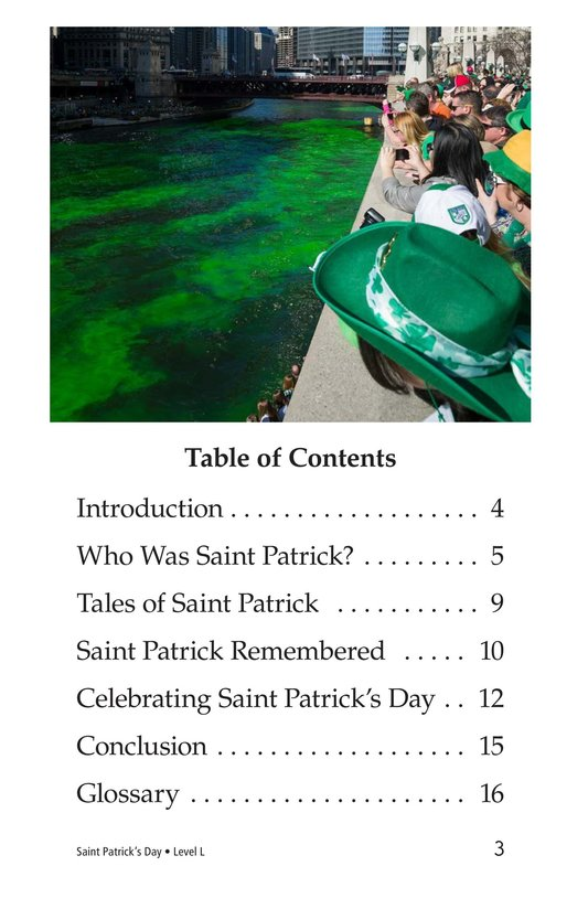 Book Preview For Saint Patrick's Day Page 3
