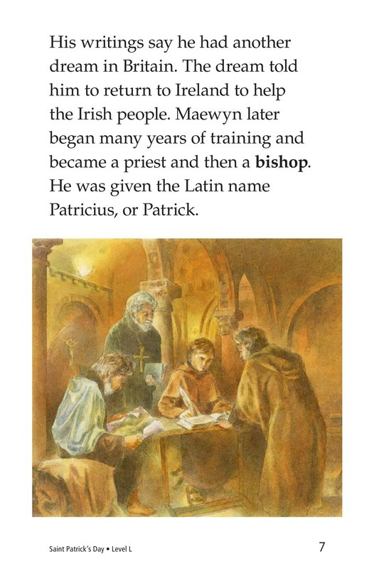 Book Preview For Saint Patrick's Day Page 7