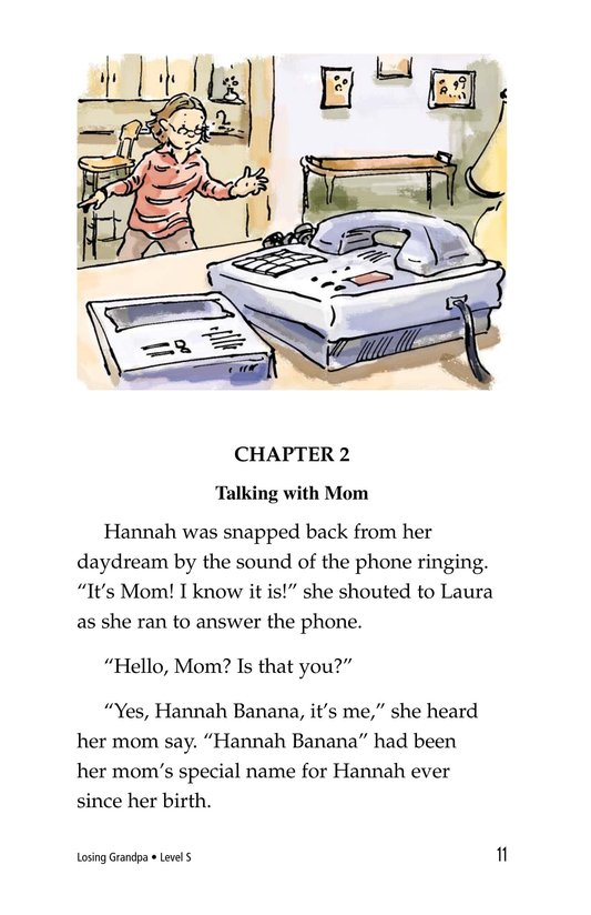 Book Preview For Losing Grandpa Page 11