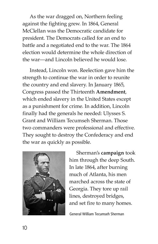 Book Preview For 1865: The End of the Civil War Page 10