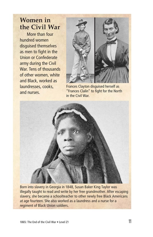 Book Preview For 1865: The End of the Civil War Page 11