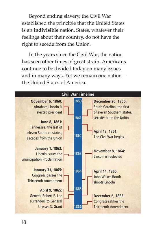 Book Preview For 1865: The End of the Civil War Page 18