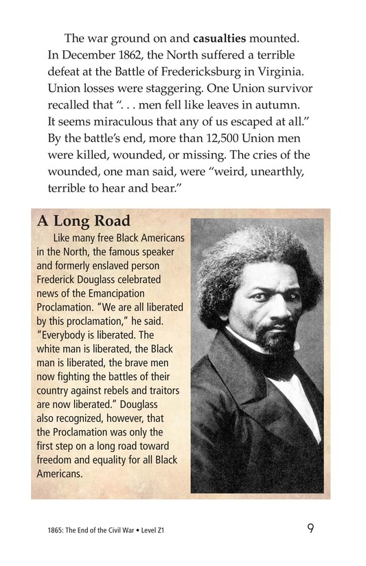 Book Preview For 1865: The End of the Civil War Page 9