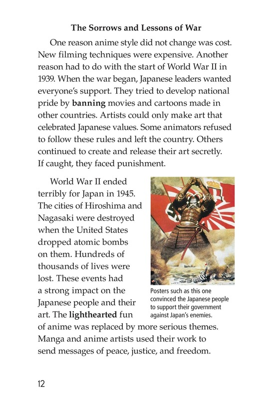 Book Preview For The History of Anime Page 12