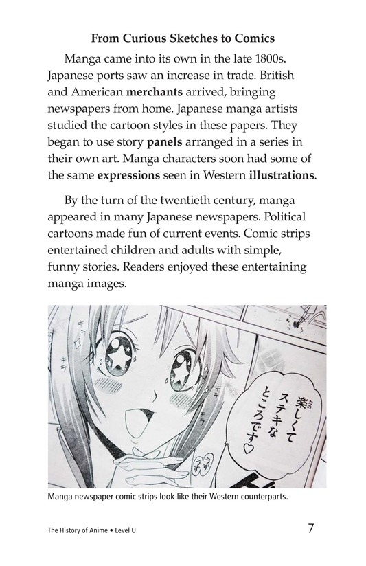 Book Preview For The History of Anime Page 7