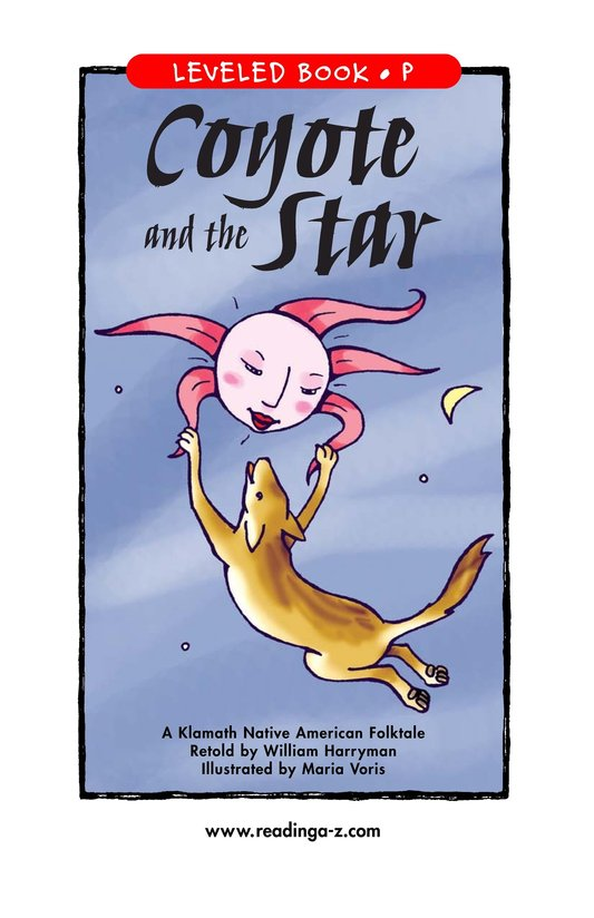 Book Preview For Coyote and the Star Page 1