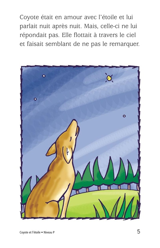 Book Preview For Coyote and the Star Page 5