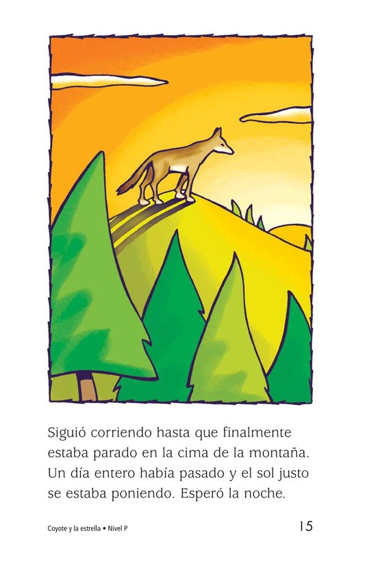 Book Preview For Coyote and the Star Page 15