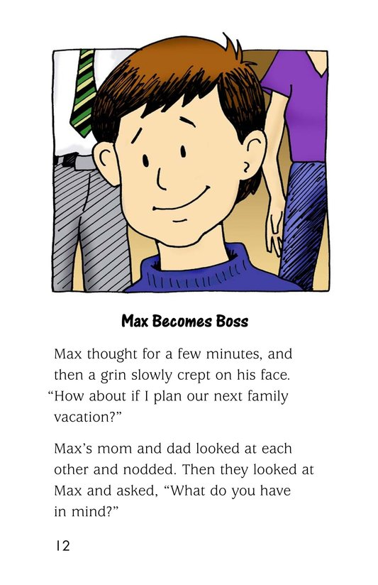Book Preview For Max Page 12