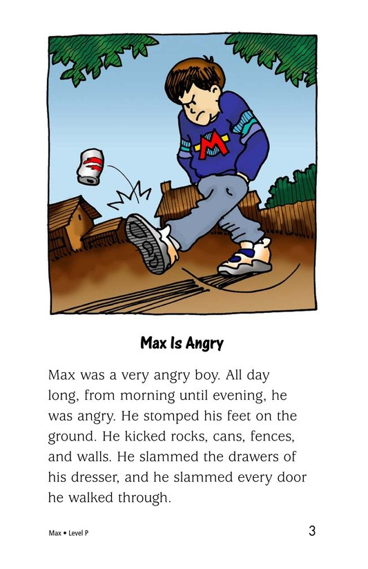 Book Preview For Max Page 3