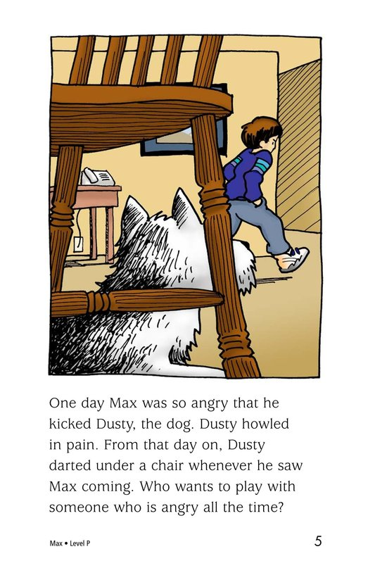 Book Preview For Max Page 5