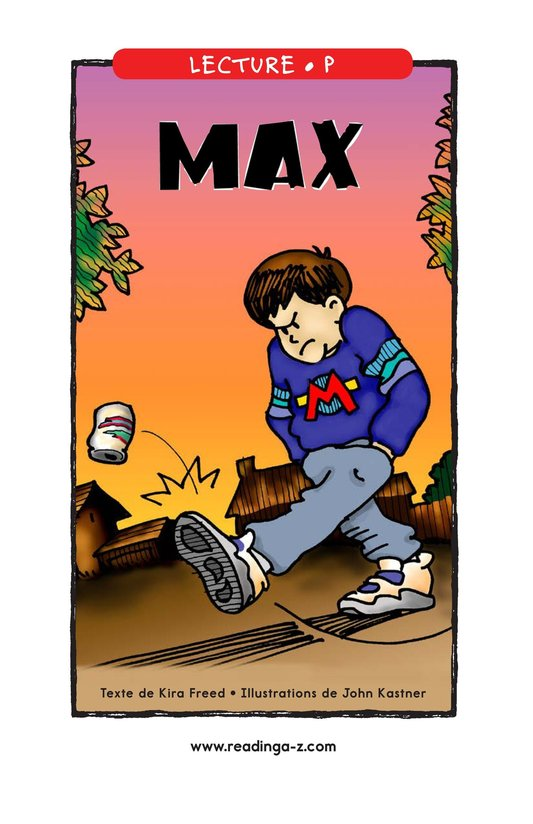 Book Preview For Max Page 1