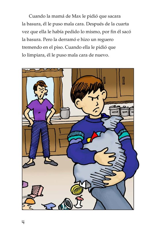 Book Preview For Max Page 4