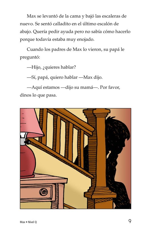 Book Preview For Max Page 9