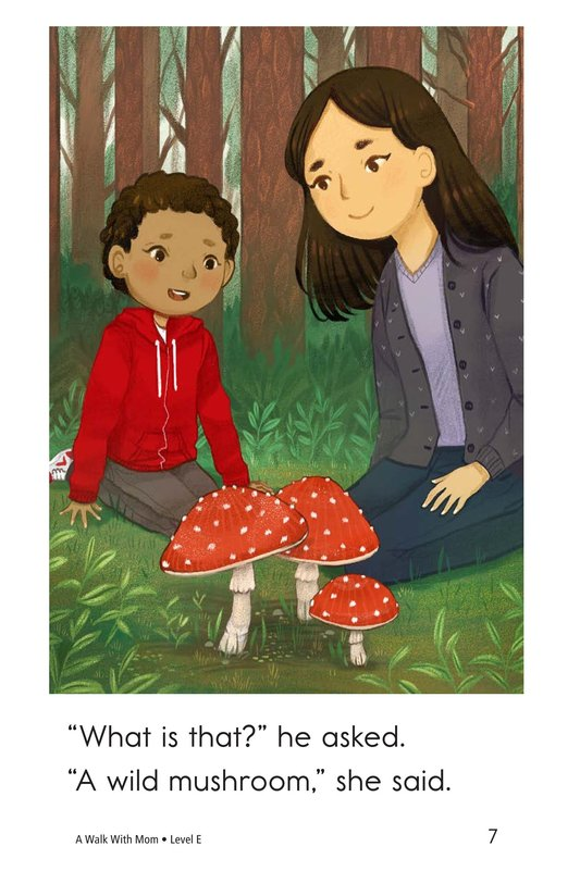 Book Preview For A Walk With Mom Page 7