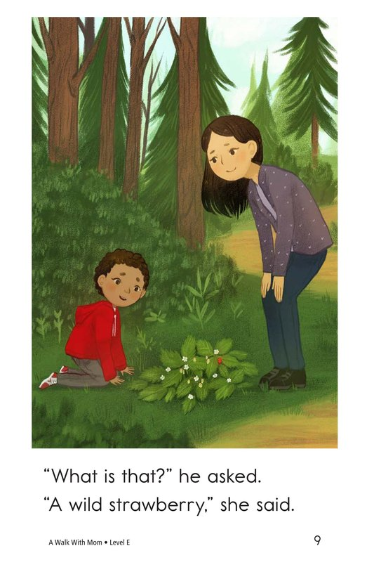 Book Preview For A Walk With Mom Page 9