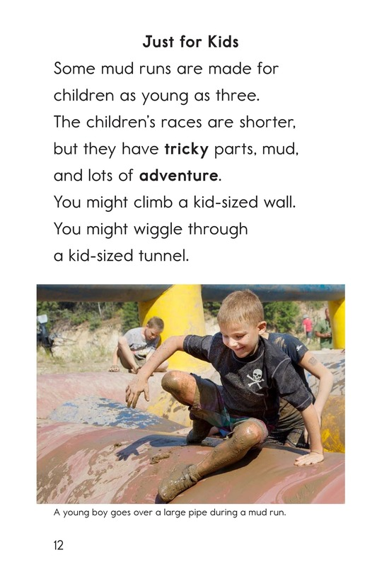 Book Preview For Mud Runs Page 12
