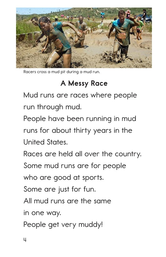 Book Preview For Mud Runs Page 4