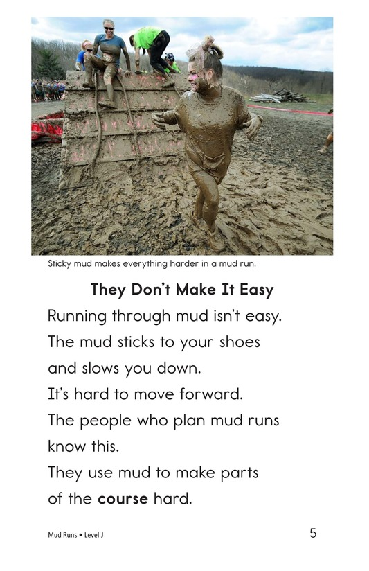 Book Preview For Mud Runs Page 5