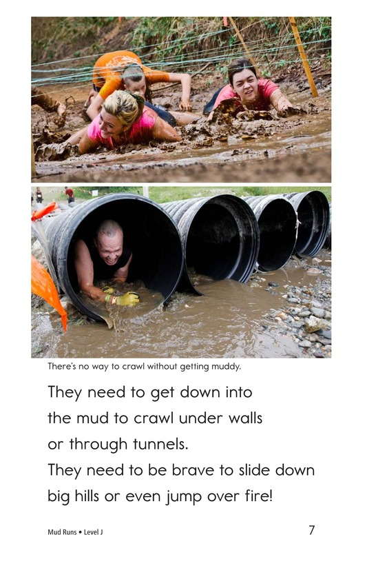 Book Preview For Mud Runs Page 7
