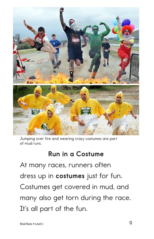 Book Preview For Mud Runs Page 9