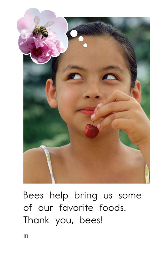 Book Preview For Bees Feed Me Page 10