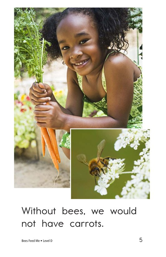 Book Preview For Bees Feed Me Page 5
