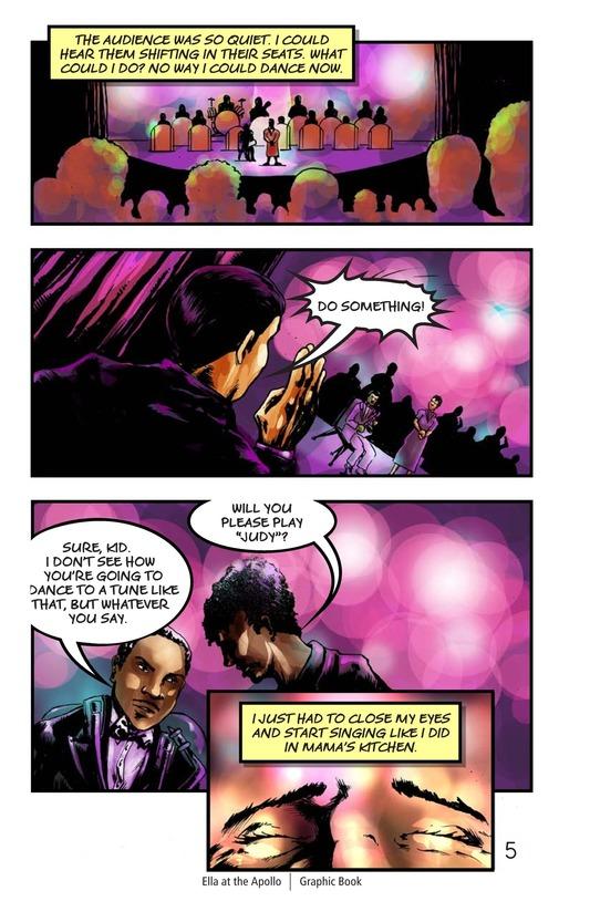Book Preview For Ella at the Apollo Page 6