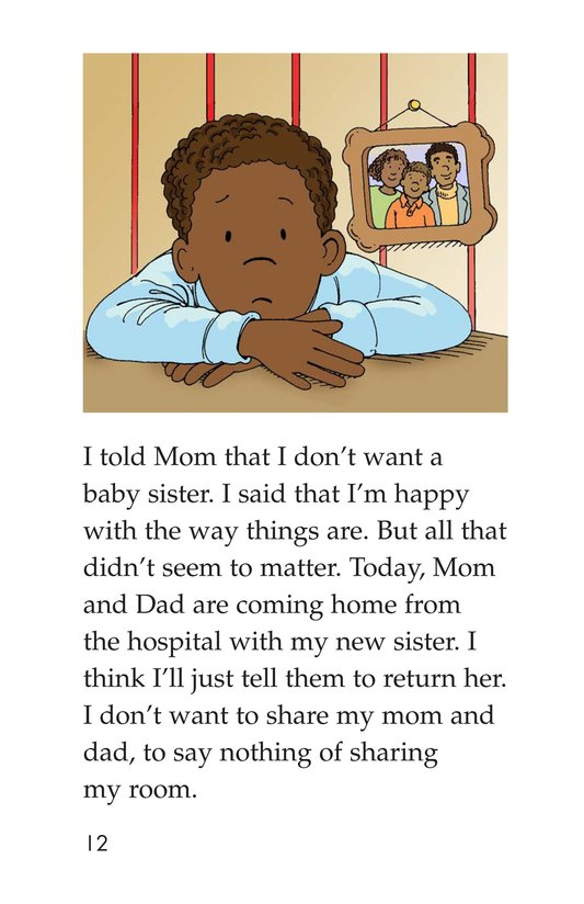 Book Preview For Arthur's Bad-News Day Page 12