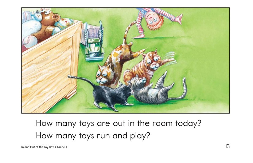 Book Preview For In and Out of the Toy Box Page 13
