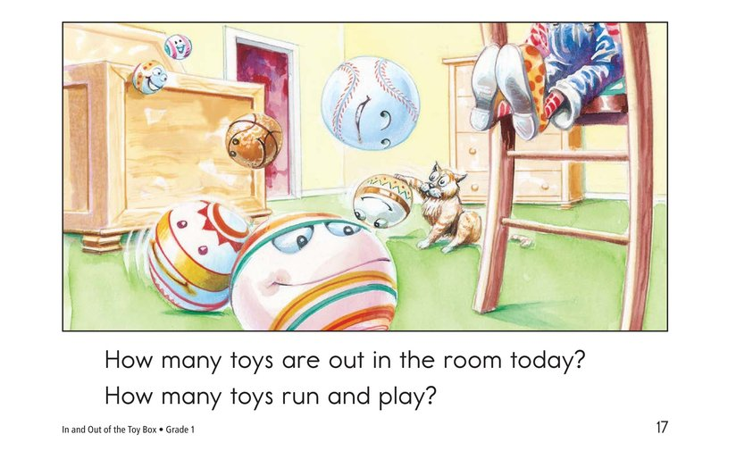 Book Preview For In and Out of the Toy Box Page 17