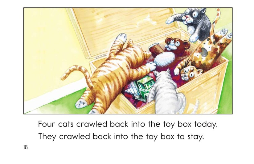 Book Preview For In and Out of the Toy Box Page 18