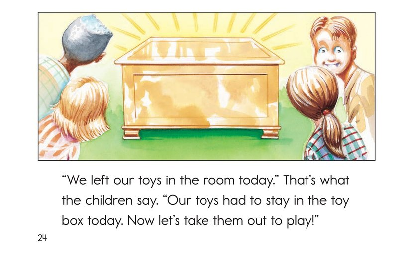 Book Preview For In and Out of the Toy Box Page 24