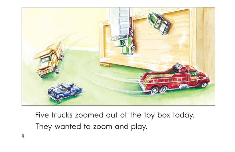 Book Preview For In and Out of the Toy Box Page 8